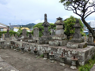 大久保一族の墓