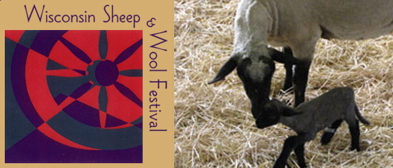 wisconsin sheep and wool festival September
