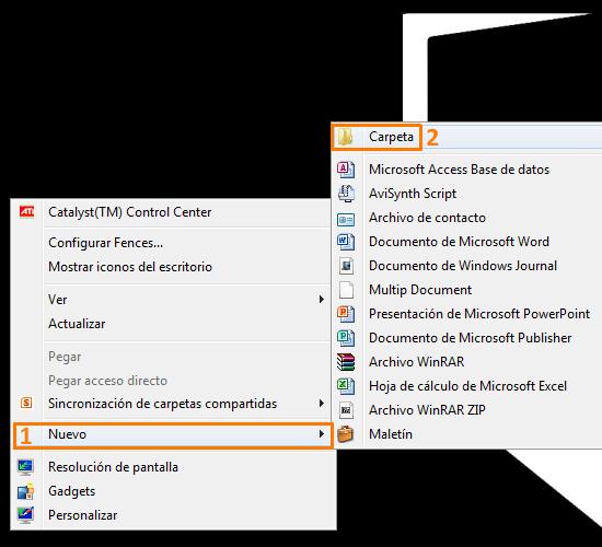 Windows GodMode