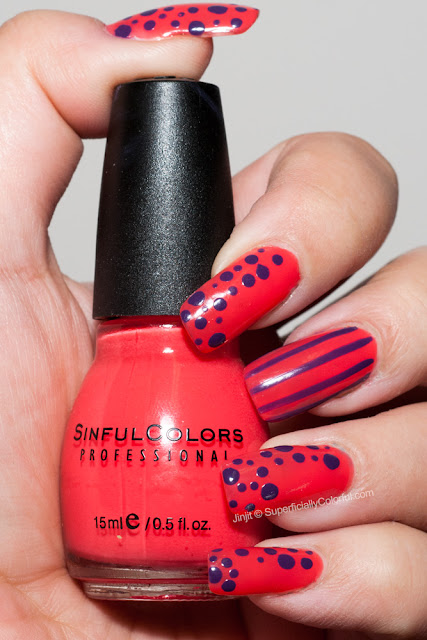 Sinful Colors Boogie Nights Nails Inc. Westminster