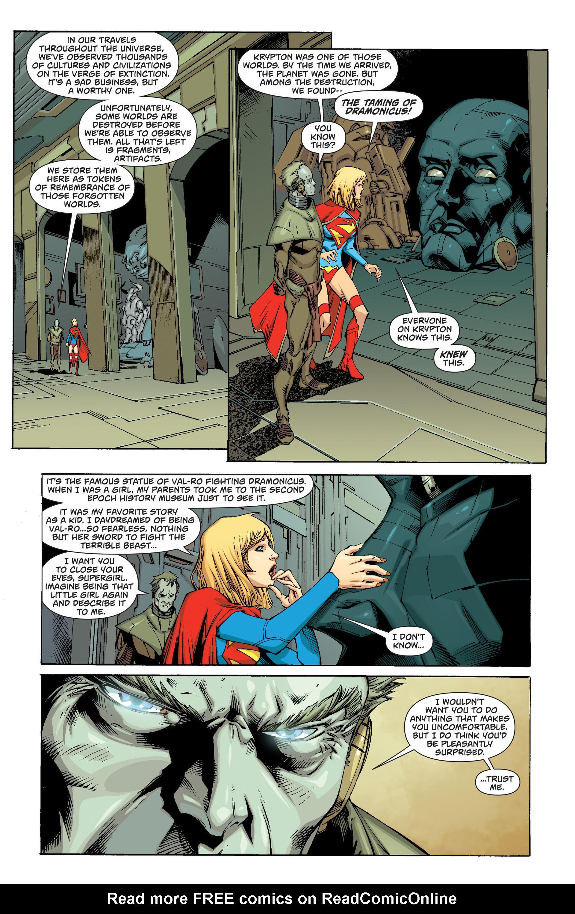 Supergirl (2011) Issue #21 #23 - English 16