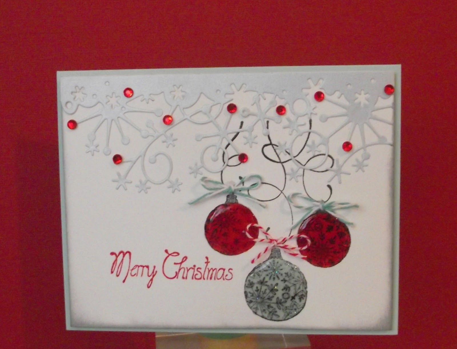 penny black christmas stamps
