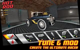 Hot Mod Racer v1.2 Mod