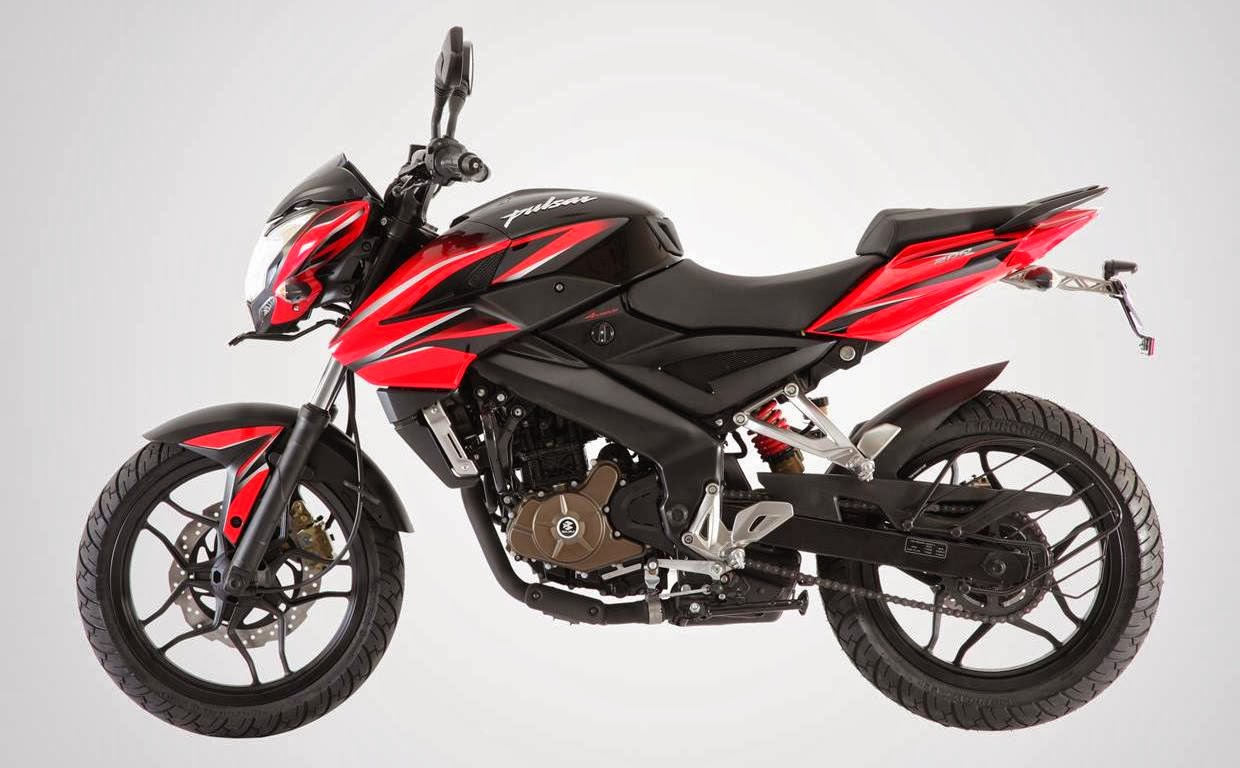 Pulsar 200NS new colors (?)   Bike Chronicles of India