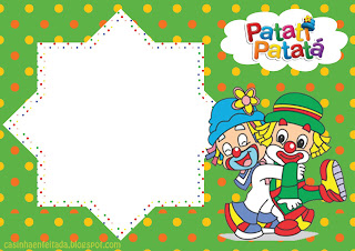 Kit Festa Patati Patatá Para Imprimir Grátis