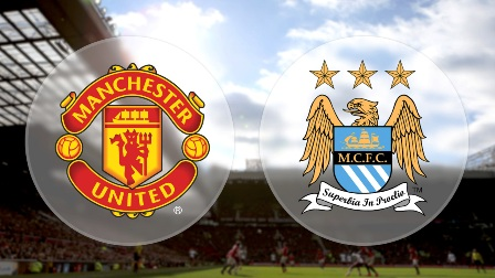 Manchester United vs Manchester City 4-2