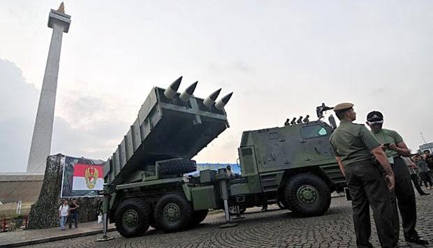 5 Rencana TNI Untuk Pertahanan Jakarta dari Kemungkinan Invasi Militer