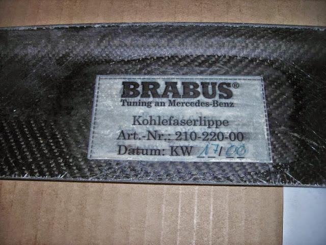 brabus number