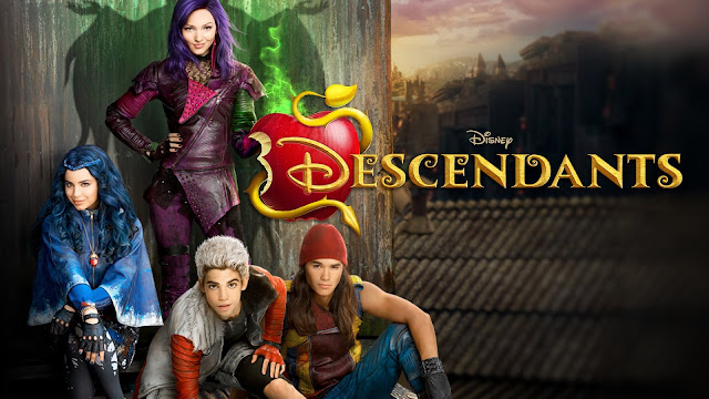 Disney Descendants wallpapers Descendientes