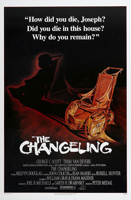 The Changeling 1980 poster