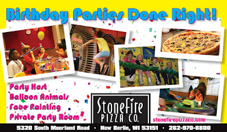 Stonefire:  Birthday Parties Done Right