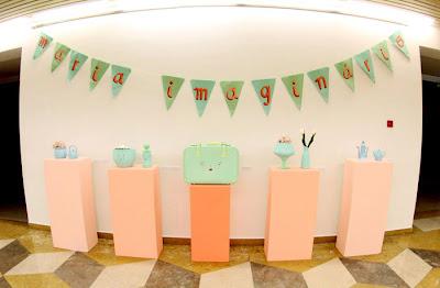 Maria Imaginario Art Installation