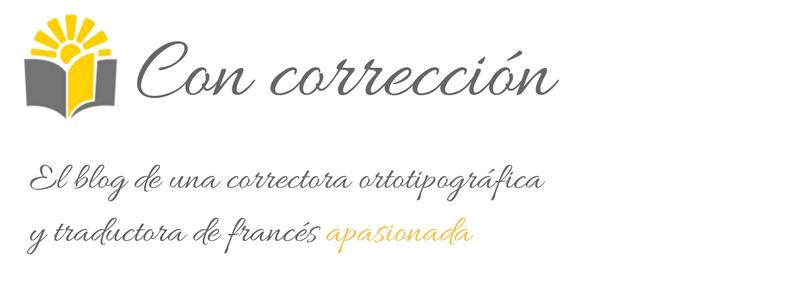 Con corrección