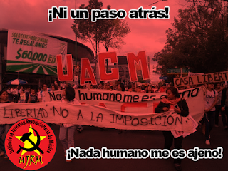 Lucha Universidad Autónoma de la Ciudad de México