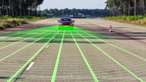 How Ford's Pre-Collision Assist with Pedestrian Detection Helps to Avoid Frontal Crashes