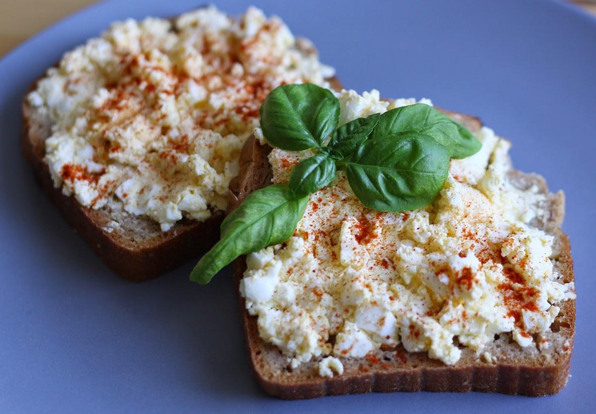 pasta do chleba - mascarpone i jajka