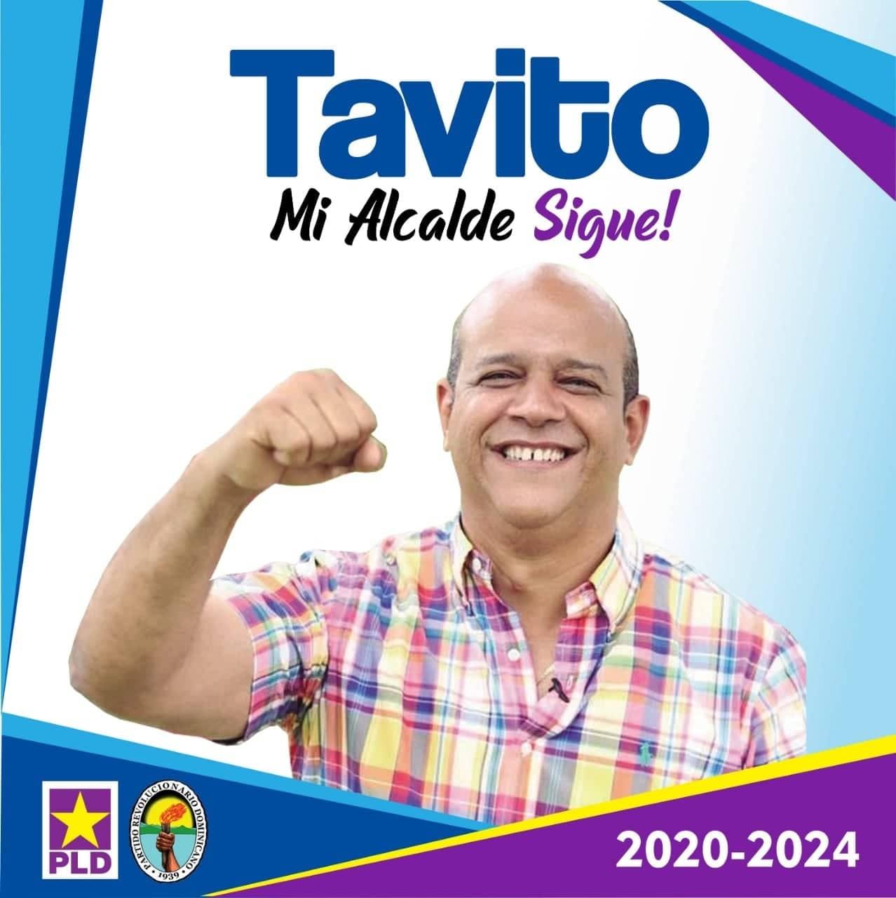 TAVITO SUBERVI ALCALDE SANTA CRUZ BARAHONA