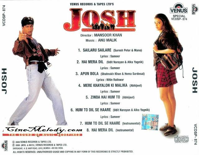 Josh  2000