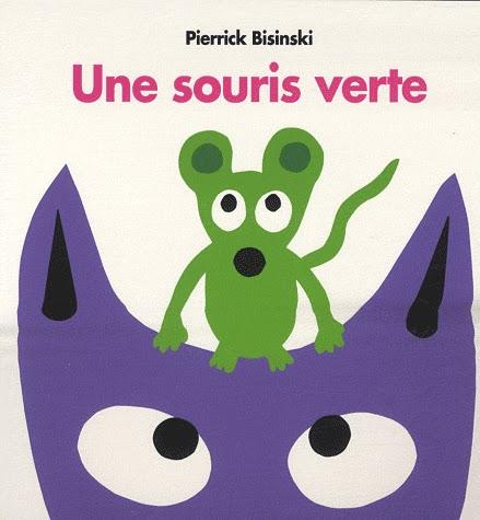 Les lectures des lapins une souris verte - L histoire de la souris ...