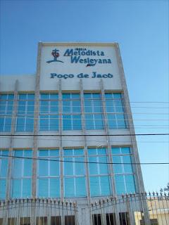 2ª Igreja Metodista Wesleyana de Campo Grande - 6ª Região IMW