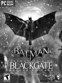 Batman Arkham Origins: Blackgate PC Box