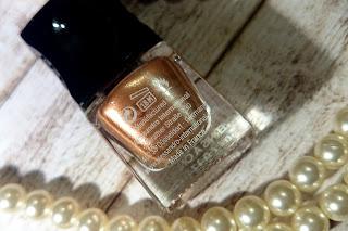[Beauty] alessandro Nail Polish Nagellack Prêt-à-Porter # Silk Champagne (Limited Edition)