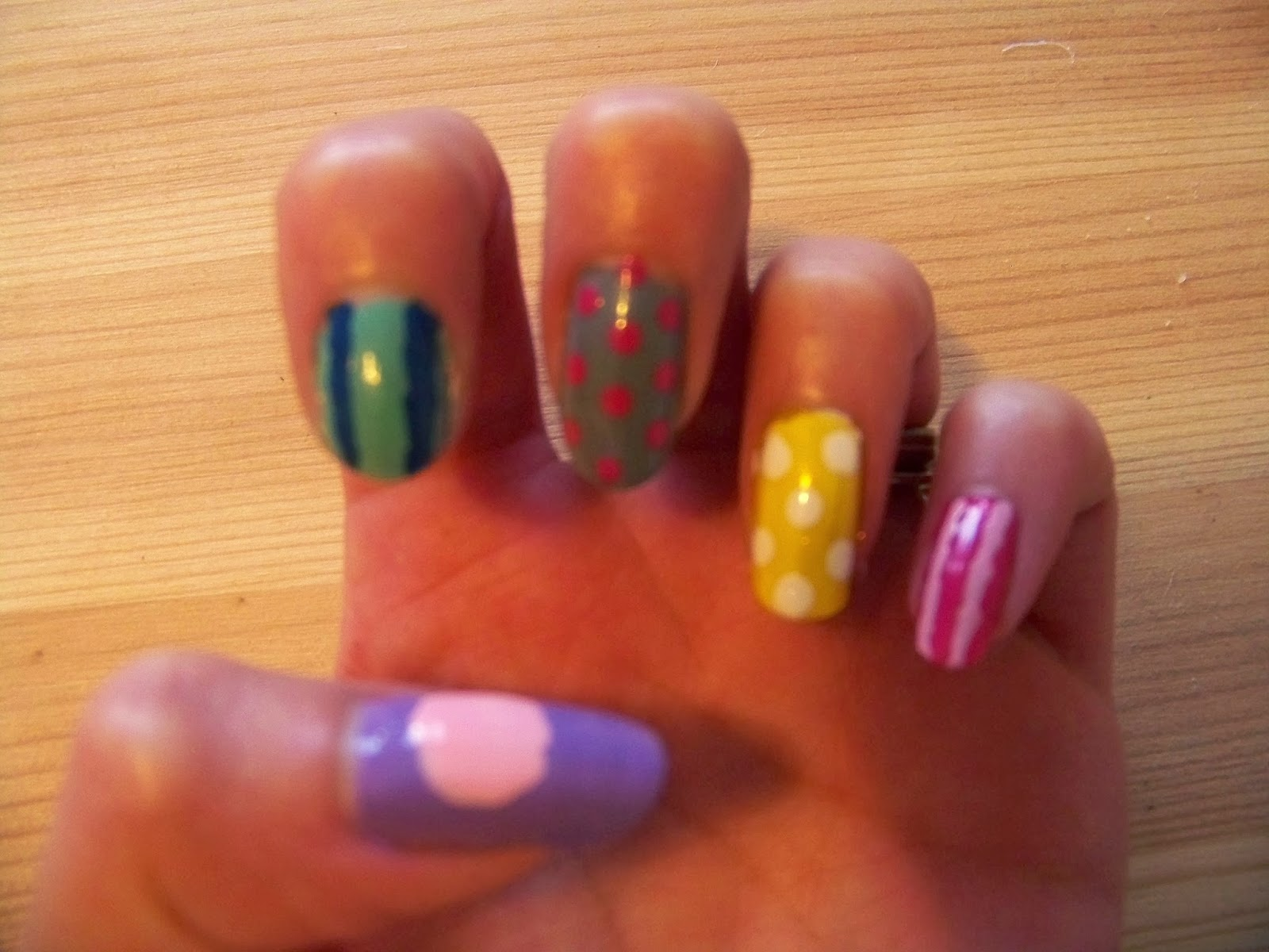 Kyary Pamyu Pamyu PonPonPon Inspired Nails | Yedith and Edgar