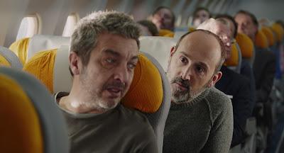 Ricardo Darín (Julián) y Javier Cámara (Tomás)