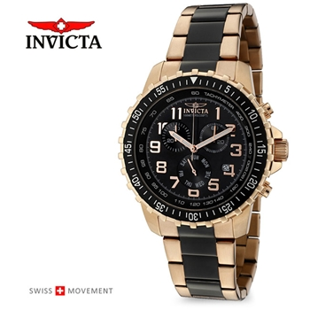 how to get invicta watch started