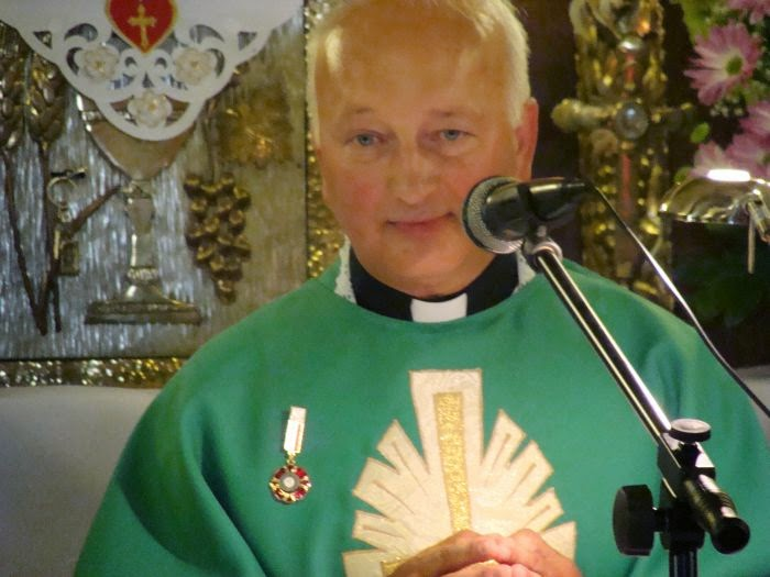 Ks. Tadeusz Rusnak, Żerniki Wrocławskie