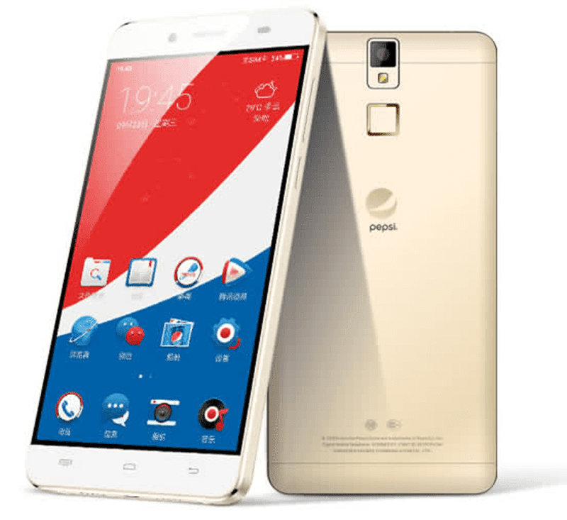 Pepsi P1s Goes Official, Comes With FHD 2.5D Screen, Fingerprint Sensor And LTE For USD 110 Only!