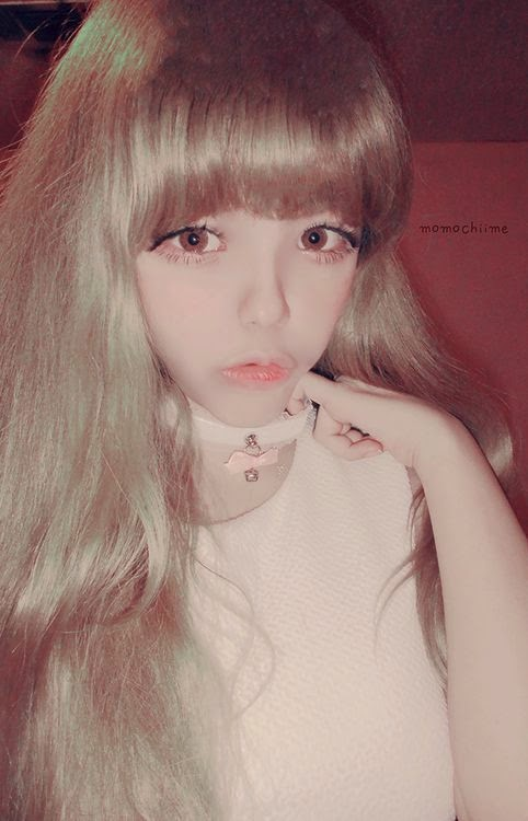 Dolly Eye Gothic 3 Tones Honey : Natural but Kawaii
