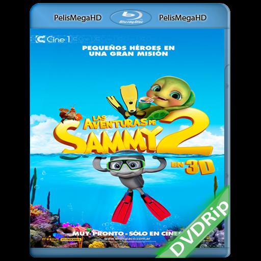 Sammy 2: El Gran Escape (2012) DVDRip Español Latino