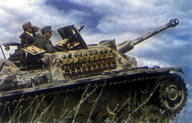 военная техника второй мировой войны