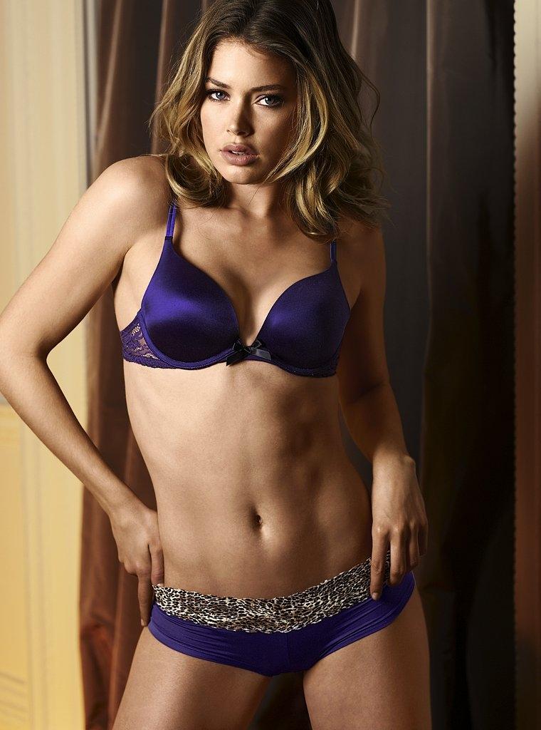 Perfect Girls: Doutzen Kroes Hot in Bikini