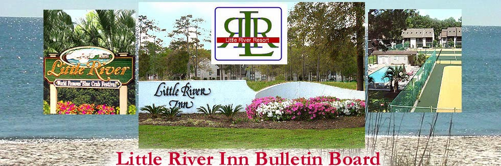 Little River Resort HOA Blog
