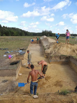 1,300 year old cemetery discovered in Poland
