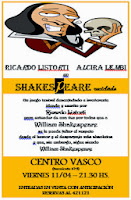 """Shakespeare reciclado"""