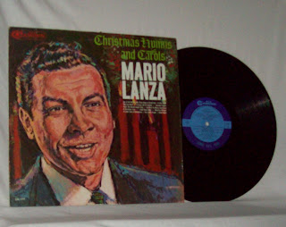 Kc Music Shop Mario Lanza Christmas Hymns And Carols