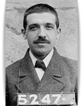 Charles Ponzi, Carlo Ponzi, Esquema Ponzi