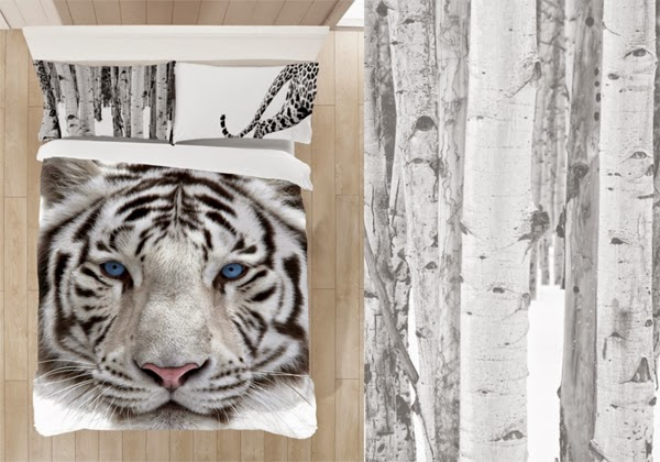 Funda nórdica Tigre