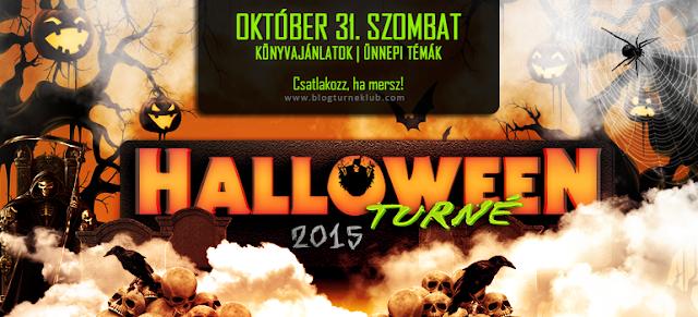 2015 Halloween Blogturné