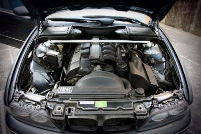 Foto Mesin BMW 528i E39