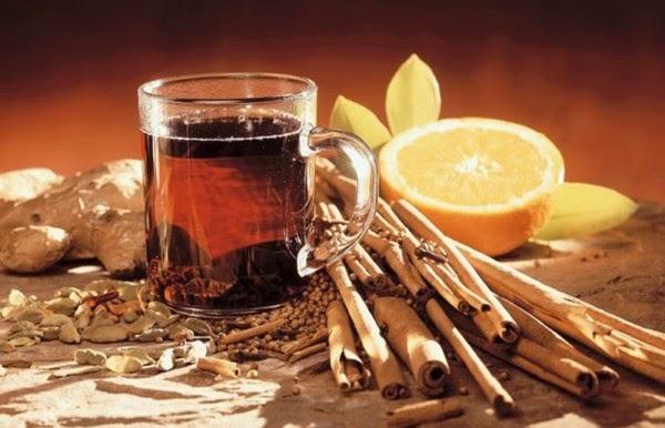 شاي الزنجبيل والقرفة لانقاص الوزن