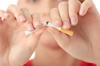 deixar de fumar