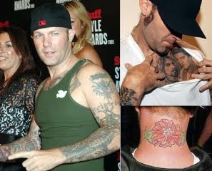 Fred Durst Tattoo Designs