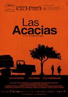 Cartel de la película Las acacias