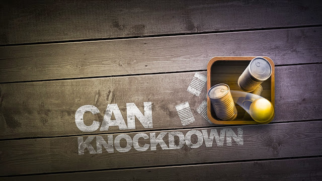 Can KnockDown 3 V1.24 Apk + SD Data Free Download