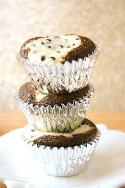 Bakergirl: Black Bottom Cupcakes.