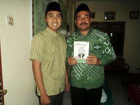 Faiz Aminuddin & Wakil Bupati Pati